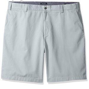 Nautica classic fit flat front Shorts